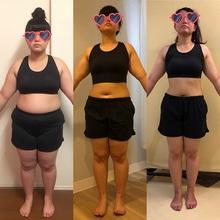 強い覚悟!「絶対痩せる!必ず痩せさせる!」マイナス20キロ減量成功中!