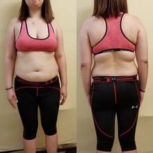 2か月で大幅に変身!体重